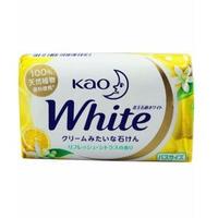 Xà Phòng Tắm Trắng Da Kao White 130g