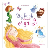 Big Book Cho Các Cô Gái 3+