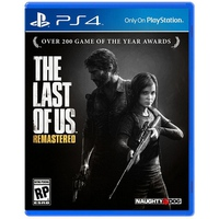 Đĩa game Sony The Last of Us Remastered