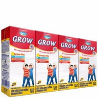 Sữa Dielac Grow 180ml phát triễn chiều cao