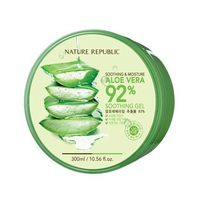 Gel dưỡng Nature Republic Aloe Vera 92% Soothing Gel 300ml