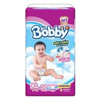 Tã dán Bobby XL38 (12-17kg)