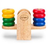 Đồ chơi gỗ Winwintoys 61072 - Cân bập bênh