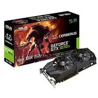 VGA ASUS Cerberus GTX 1070Ti Advanced Edition 8GB GDDR5 (CERBERUS-GTX1070TI-A8G)