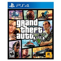 Đĩa game Sony Grand Theft Auto V PS4
