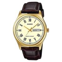 Đồng hồ nam dây da Casio MTP-V006GL-9BUDF