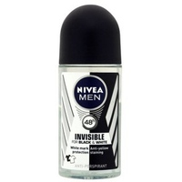 Lăn Khử Mùi Nivea Men Black & White Power 50 ML