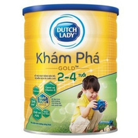 Sữa Dutch Lady Khám phá Gold 1.5kg 2-4 tuổi