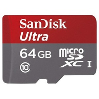 Thẻ nhớ MicroSDXC SanDisk Ultra Class 10 64GB