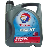 Dầu nhớt Total Rubia XT 20W-50 5L