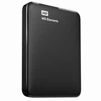 Ổ cứng di động HDD Western Digital 750GB Elements 2.5 Series USB 3.0