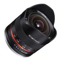Ống kính Samyang 8mm F2.8 Fisheye II