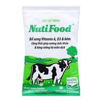 Sữa tươi Tiệt Trùng Nuti NutiFood Bịch 220ML