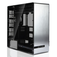 Case IN-WIN 909 Aluminium & Tempered Glass