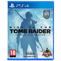 Đĩa game Sony Rise Of The Tomb Raider