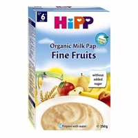 Bột dinh dưỡng Hipp hoa quả tổng hợp 250g 6m+