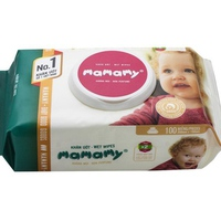 Khăn giấy ướt Mamamy 100 tờ không mùi