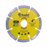 Đĩa cắt gạch khô Asaki AK-425 10,5cm