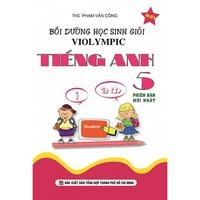 Bồi Dưỡng Học Sinh Giỏi Violympic Tiếng Anh Lớp (3-5)