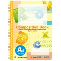 Sổ Klong Composition Book 902 A4