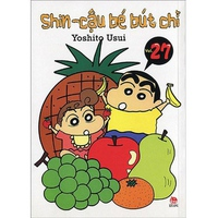 Shin - Cậu Bé Bút Chì (Hoạt Hình Màu) : Tập 26-30