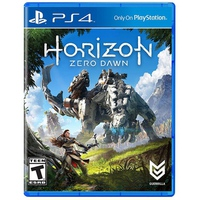 Đĩa game Sony Horizon Zero Dawn PS4