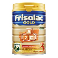 SỮA FRISOLAC GOLD SỐ 3 400G 1-3 TUỔI