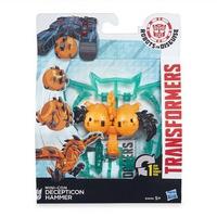 Mô hình Transformers - Robot vũ khí Minicon Decepticon Hammer B4656/B0763