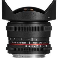 Ống kính Samyang 8mm T3.8 Fisheye VDSLR II