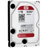 Ổ cứng HDD Western Digital 1TB WD10EFRX  Red NAS Series SATA 3