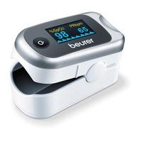 Máy đo nồng độ oxy trong máu, nhịp tim Beurer PO40