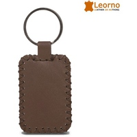 Móc khóa da Leorno MK03