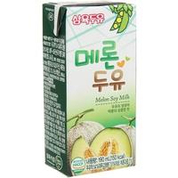 Sữa đậu nành dưa lưới Hàn Quốc 190ml