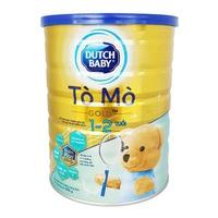 Sữa Dutch Baby Tò Mò Gold 900g 1-2 tuổi