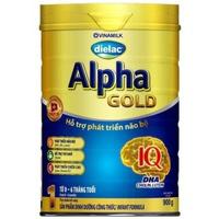 SỮA DIELAC ALPHA GOLD SỐ 1 900G 0-6 THÁNG