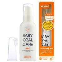 Nước rơ lưỡi, vệ sinh răng miệng Wesser