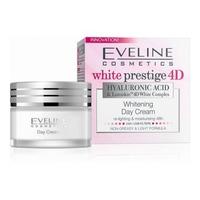 Kem dưỡng trắng da ngày /đêm White Prestige 4D Eveline 50ml
