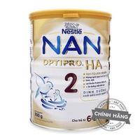 Sữa Nestle Nan Optipro HA số 2 800g 6-24 tháng
