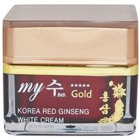 Kem Hồng Sâm Dưỡng Trắng Da My Jin Gold Red Ginseng White Cream 50ml