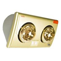 Đèn sưởi phòng tắm Kohn KU02G 2 bóng