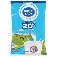 Sữa Tiệt Trùng Dutch Lady Không Đường 220ml