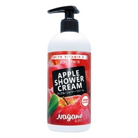 Sữa tắm Vitamin E Hương Táo Nagano Apple Shower Cream
