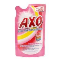 Nước tẩy AXO hương tươi mát,hoa anh đào dạng túi