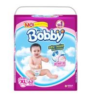 Tã dán Bobby XL62 (12-17kg)