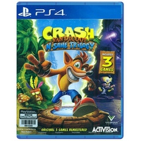 Đĩa Game Crash Bandicoot N-Sane Trilogy