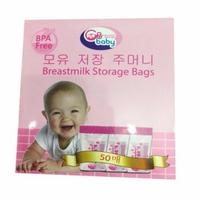 Túi trữ sữa GB Baby 200ml (50 túi/hộp)