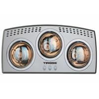 Đèn sưởi nhà tắm Tiross TS9292 3 bóng