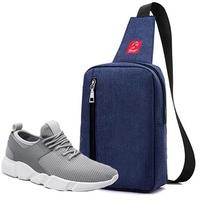 Combo Túi Messenger Glado DCG026 Và Giày Sneaker Nam Zapas GS080