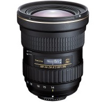 Lens Tokina 14-20mm F2.0 Pro DX for Nikon