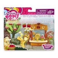 Đồ chơi My Little Pony B2211/B2073 Sweet Apple và máy ép rượu táo